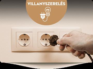 Villanyszerelési anyagok, alkatrészek, szerszámok, kiegészítők