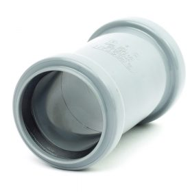 PVC áttoló karmantyú (toldó)