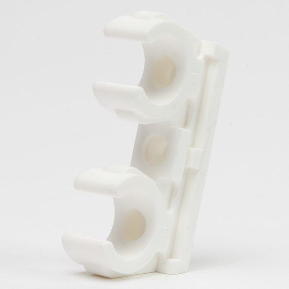 Műanyag bilincs 22 dupla