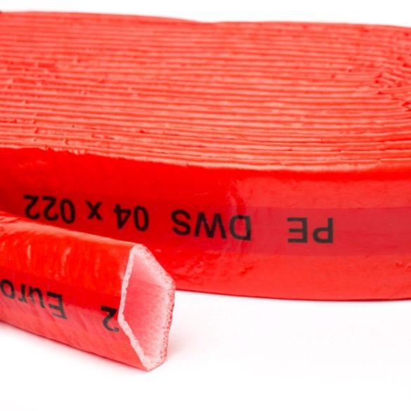 22*4mm PE csőhéj tekercses (10fm)