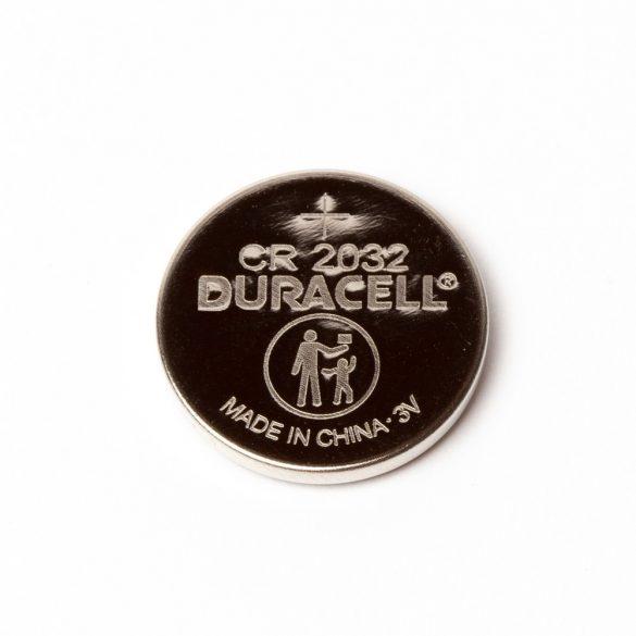 Duracell 2032 fotóelem