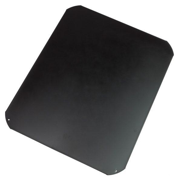 60*80cm kályha alátét fekete