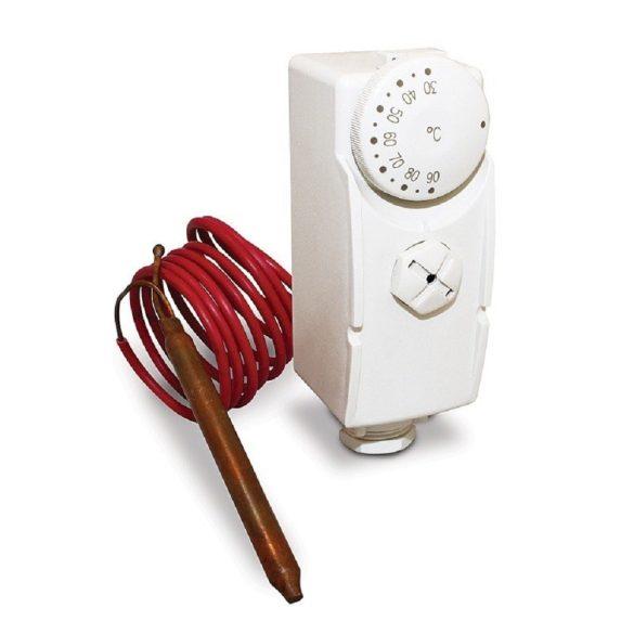 6,5*72mm kapillárcsöves termosztát 1000mm