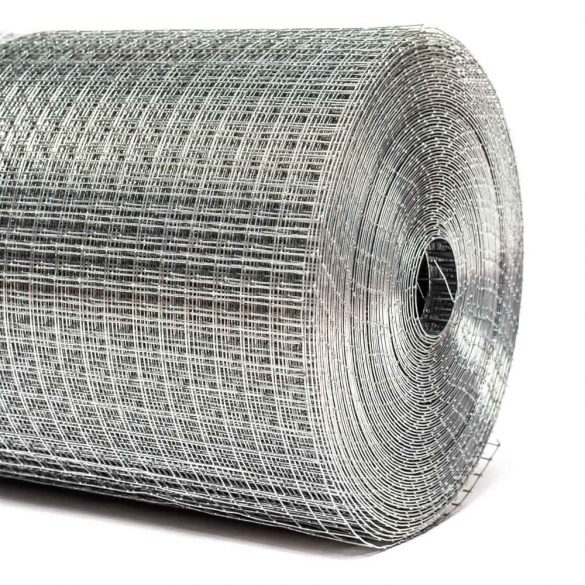 16*16*1,2mm ponthegesztett háló (madárháló)