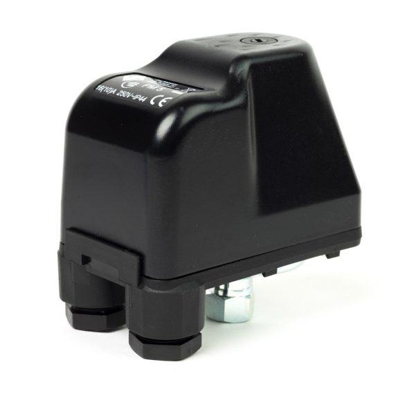 """1/4"""" nyomáskapcsoló vízre 1-5 bar 230V"""