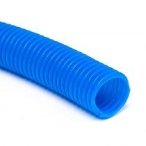 20-as gégecső vízre kék