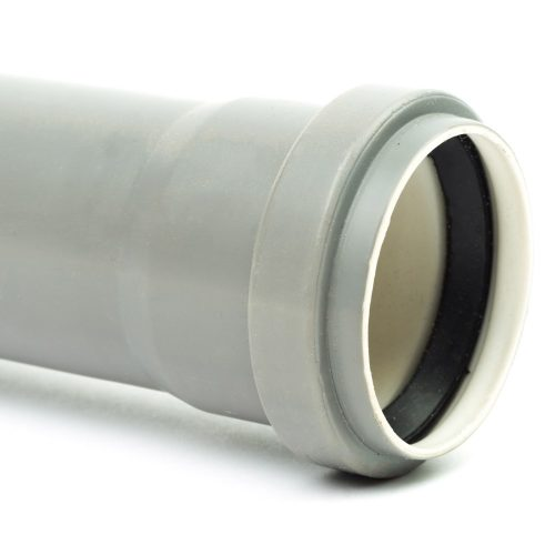 32 PVC cső tokos(50 cm)