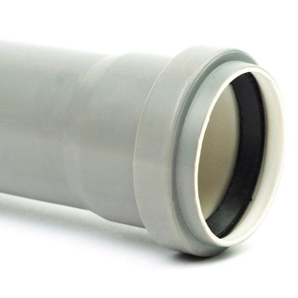 40 PVC cső tokos (50 cm)
