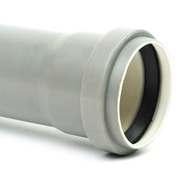 50 PVC cső tokos (50 cm)