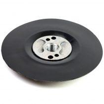 125 csiszoló tányér rugalmas lágy