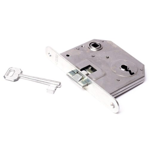 Bevésőzár kulcsos lővér típusú