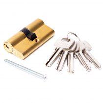 30/30mm hengerzárbetét 5 kulcsos réz