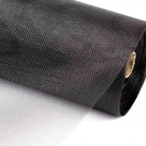 Szúnyogháló üvegszálas 120cm fekete