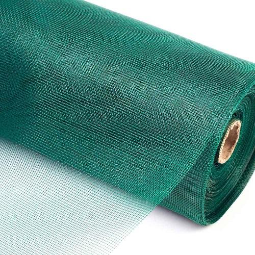 zöld üvegszálas szúnyogháló