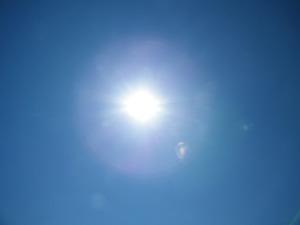 Árnyékoló háló a nap ellen