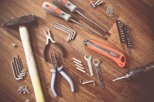 Alapvető szerszámok a háztartásban